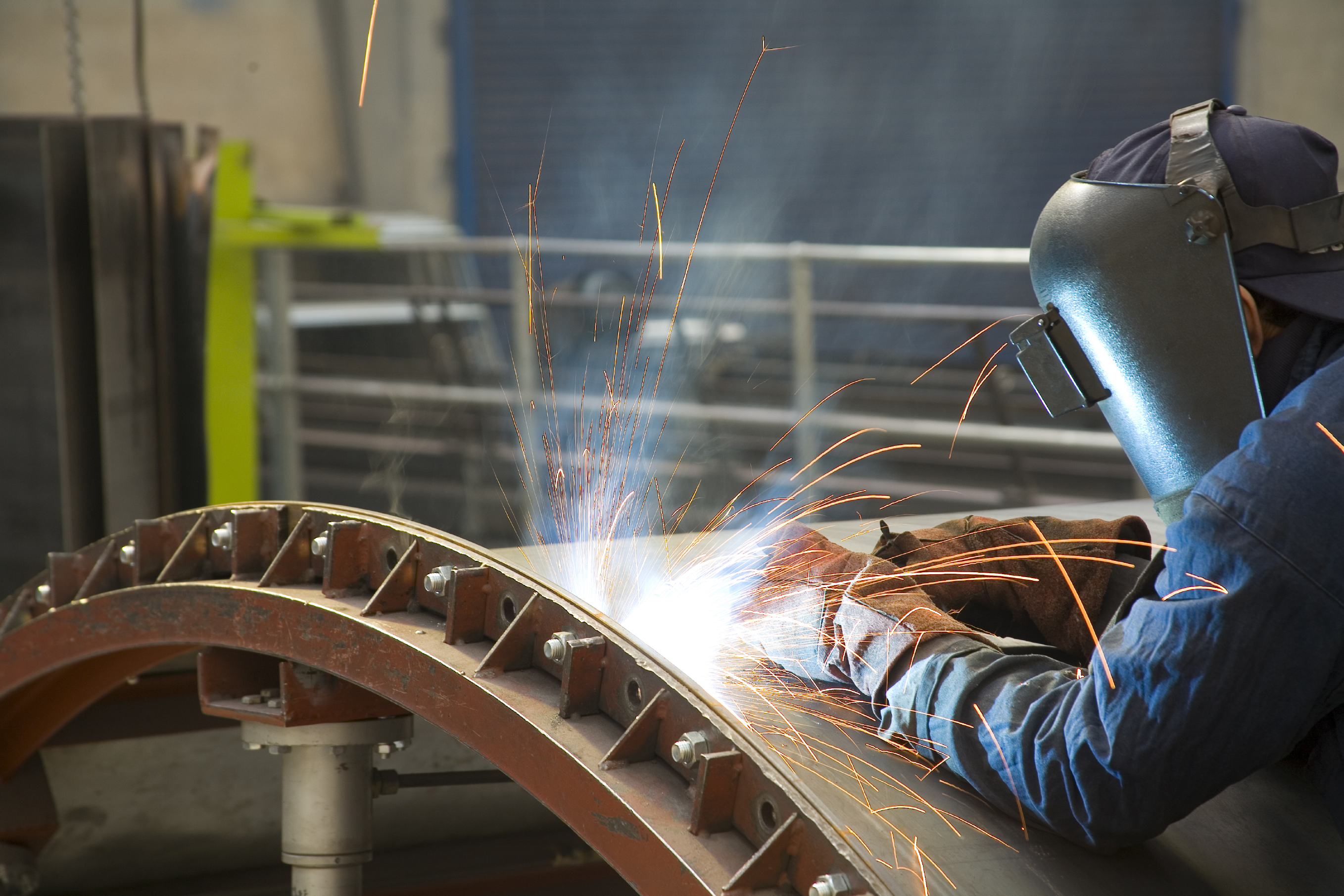 Industrial Manufacturing.